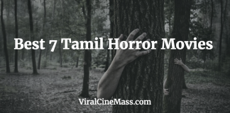 Best 7 Tamil Horror movies